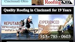 Roofing Companies Cincinnati | 513-785-0603 | Overhead Roofing