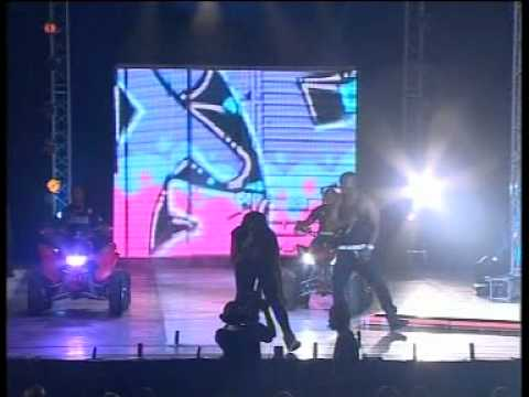 Gala Final 2010: Actuação Bob Sam