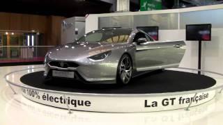 Automondial Paris 2010-EXAGON-La GT Francaise 100% Electrique