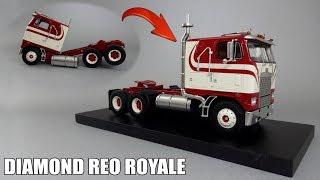 Новый Diamond Reo Royale на замену поломанному | NEO Scale Models | начинаем ремонт старой модели
