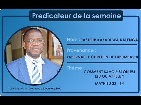 Francais-Swahili 2016 10 18 MARDI Prédication au Tabernacle chrétien de Lubumbashi