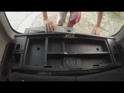 How To Install Toolbox On A Montero Sport Glx