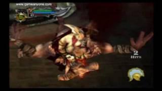 God of War:Part 33-The Challenge of Poseidon