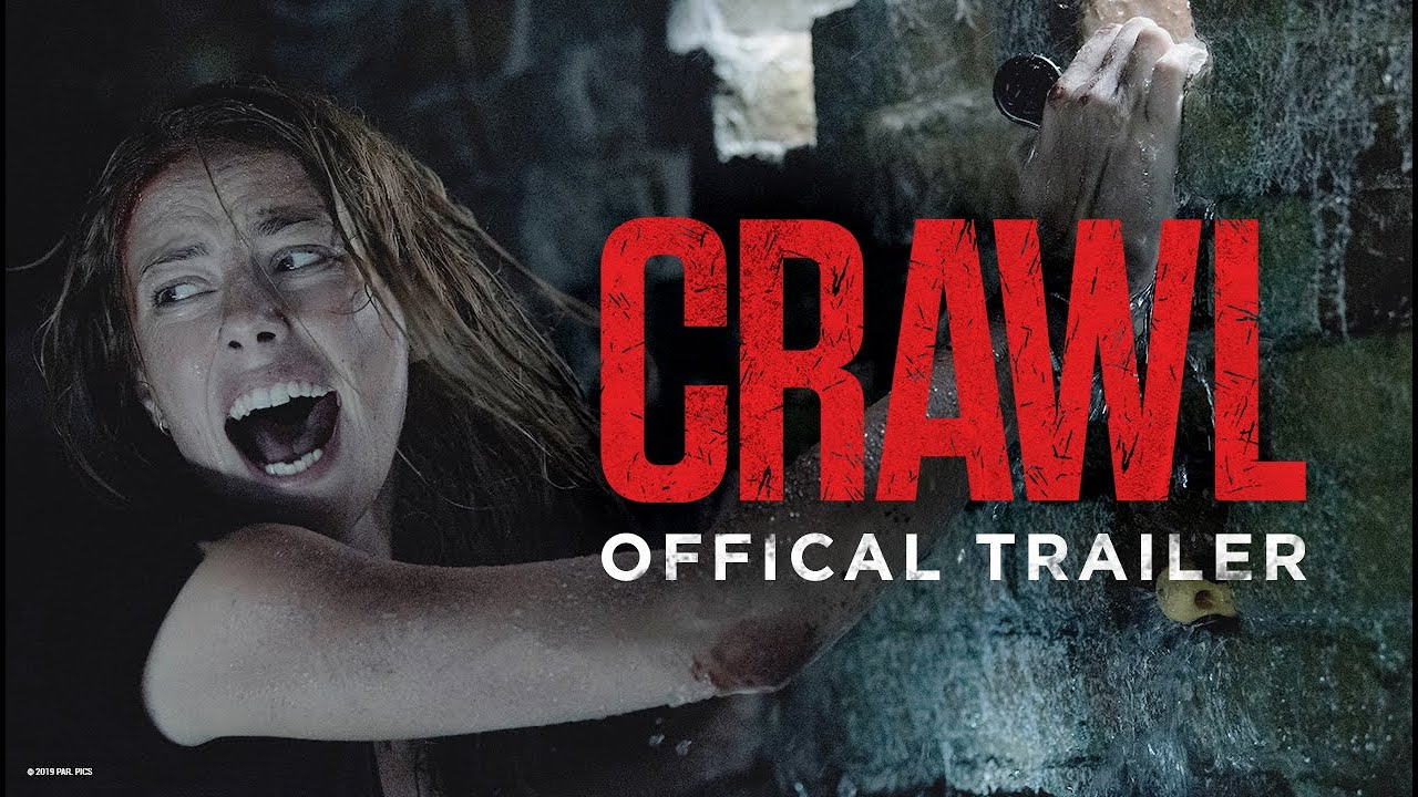 Crawl Official Trailer Paramount Pictures International