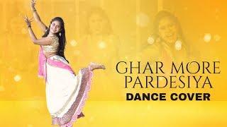 Ghar More Pardesiya Dance Cover || Swetha Naidu || Kalank