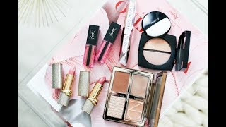 LUXURY MAKEUP HAUL - HITS AND MISSES