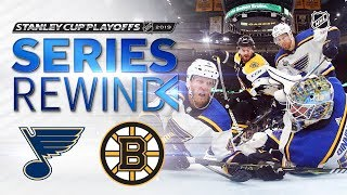 Download SERIES REWIND: Blues defeat Bruins in seven to win first Stanley Cup title Mp3 and Videos