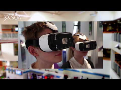 SQA & Code Academy - Developing Scotland's Digital Skills