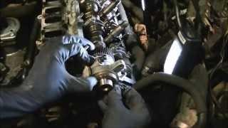 VideoTutorial HD | Montaje Arboles de Levas Audi A4 2003 2.5TDI AKE