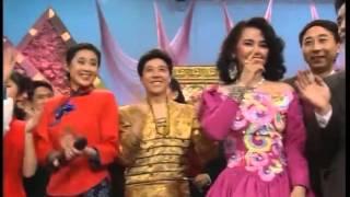 1992年央视春节联欢晚会 歌曲《难忘今宵》 李谷一  CCTV春晚