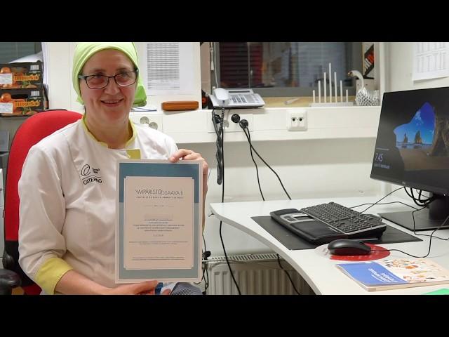 Thumbnail of video called Kouluruokaa kestävästi