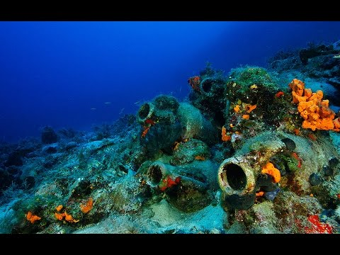 The underwater treasures of Fournoi