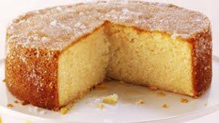 Olivias Kitchen Episode 2 - Lemon Drizzle Cake