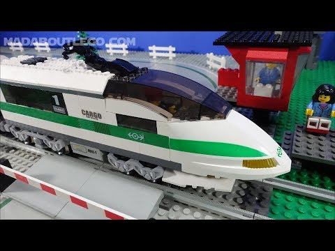 LEGO World City High Speed Train 4511
