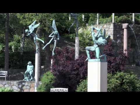 In Stockholm: Millesgarden