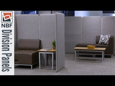 Room Dividers | NBF Signature Series Division Panels | National Business Furniture