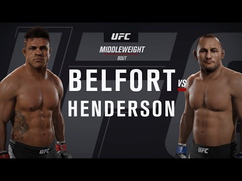 UFC Fight Night 77 - Belfort vs Henderson III