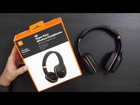 Mi Super Bass Wireless Headphones Review