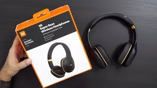 mi Super Bass Wireless Headphones Review