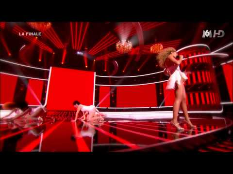 Beyoncé - Run The World (Girls) / X Factor France 2011