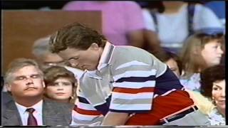 1991.3.11 PBA Tour FRESONO OPEN MATCH3 Mike Shady VS Brian Berg