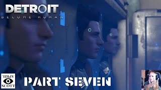 THEY COME WITH US |Detroit Become Human Part 7