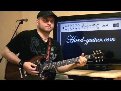 The Beatles Come Together Guitar Lesson (how to play tutorial with tabs, chords and lyrics)