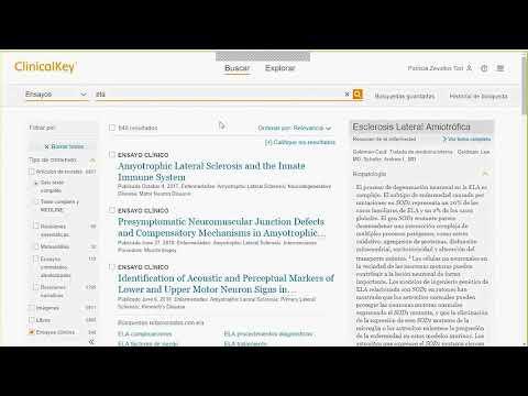 Sesión online: Cómo utilizar ClinicalKey de forma eficaz