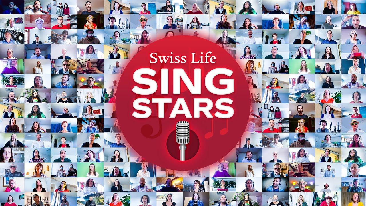 Swiss Life-Song «Me, myself & you»