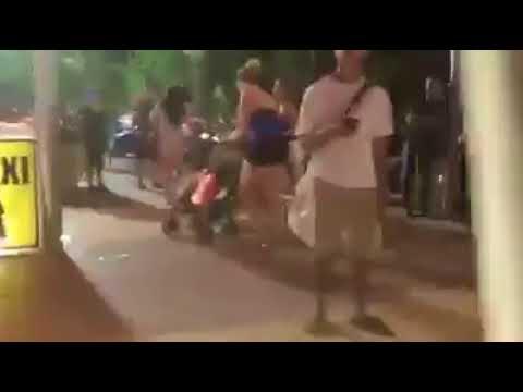 PÁNICO EN EL DOLPHIN MALL POR TIROTEO