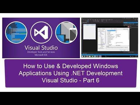 Microsoft .Net Introduction Tutorial for Beginners   Dot Net Channel   Part 6