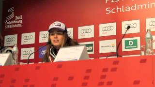 Video World Championships Women's Super Combined Podium download MP3, 3GP, MP4, WEBM, AVI, FLV Agustus 2018