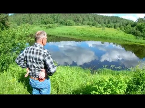 Лучшая рыбалка на реке Плюсса Псковской области. Готовим на природе.