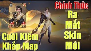 [Gcaothu] Chính thức ra mắt Murad Chí Tôn Thần Kiếm - Cưỡi kiếm khắp Map 1 chém chết luôn