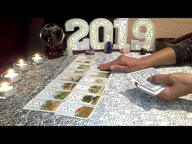 ACUARIO  PREDICCIONES  2019 ( Tarot-Horóscopos )