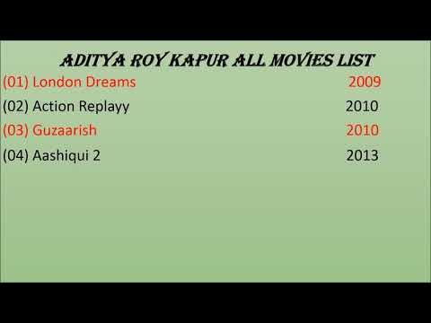 Aditya Ray Kapoor All Movie List thumbnail