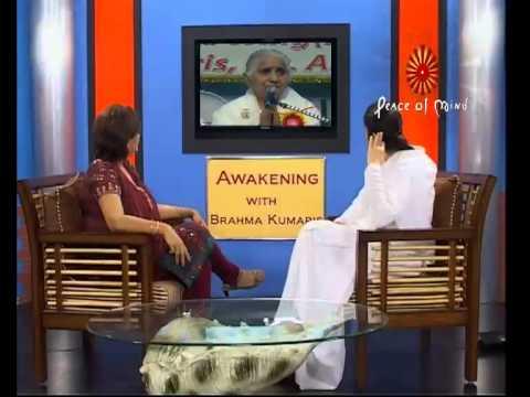 Awakening with Brahma Kumaris-Special Episode of Dadi Janki-by BK Shivani Ep  No  2
