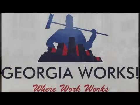 Georgia Works! 2015 Graduation