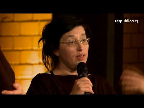 re:publica 2017 - Robertina Sebjanic: Aquatocene / Subaquatic quest for serenity on YouTube
