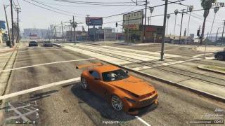 💀 СТРИМ► Grand Theft Auto Online покупаем новый BENEFACTOR SCHLAGEN за 1 300 000$