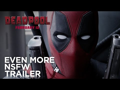 , Just in Time for New Year's; A New Deadpool Movie Trailer!