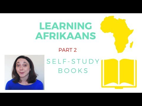 Learning Afrikaans Series Part 2 Self-Study Books from YouTube · Duration:  15 minutes 15 seconds
