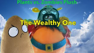 Plants vs. Zombies Plush: The Wealthy One