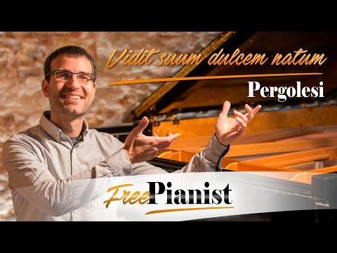 Vidit suum dulcem natum - KARAOKE / PIANO ACCOMPANIMENT - Stabat Mater - Pergolesi