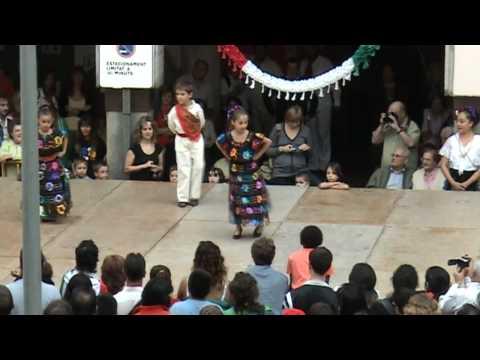 México Baila - Las Chiapanecas.