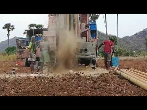 Borewell Drilling Full Video Star to End || Amazing & Super  Borewell Drilling