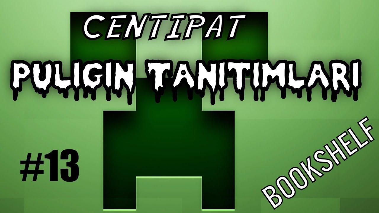 MNECRAFT PLUGN TANITIMLARI 13 BookShelf