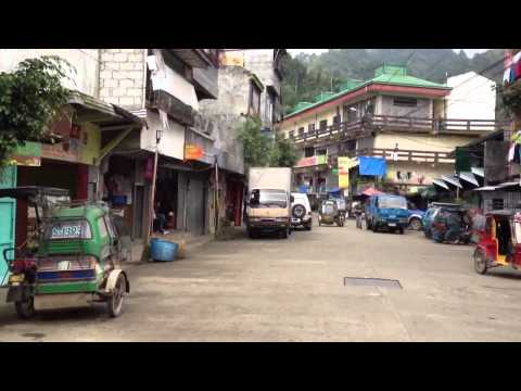 Welcome to the hill station of Banaue Philippines