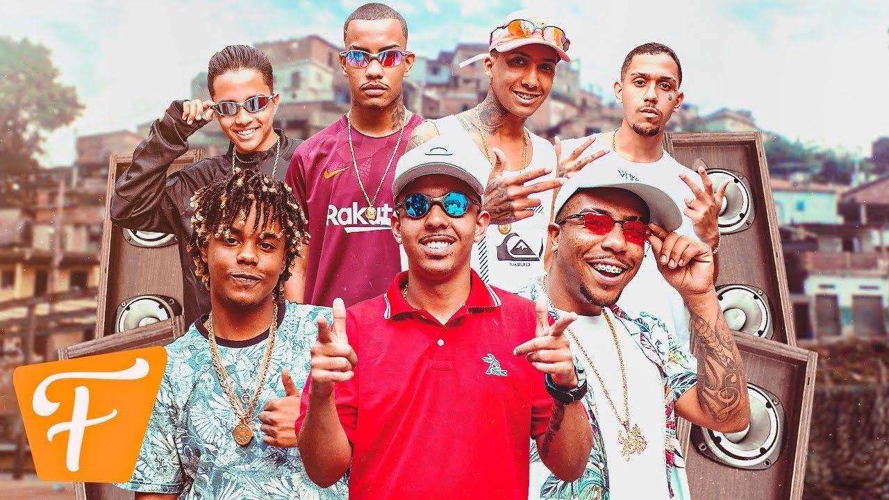 SET DJ Marcus Vinicius - MC Vitin LC, MC Luan da BS, MC CJ, MC Hzim, MC Zaquin e MC Braz