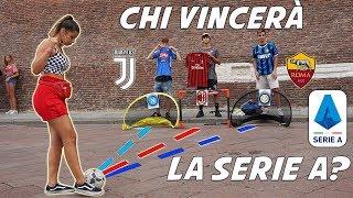 Chi vincerà la Serie A secondo le ragazze e i ragazzi ITALIANI? - Pronostici CLASSIFICA!